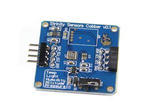 4-in-1 Temperature + Pressure + Altitude + Light Sensor Module for Raspberry Pi / Arduino