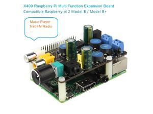 Supstronics X400 Expansion Board for Raspberry Pi 2 Model B / Raspberry Pi B+