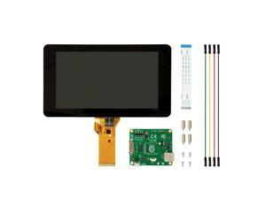 NEW Official Raspberry Pi 7 Inch Touch Screen Display and Acrylic Stander 800x480 (Compatible with Raspberry Pi 3B / 2B / B+/ A+)