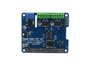 Full function Robot Expansion Board (Support Stepper / Motor / Servo) for Raspberry Pi 3 Model B / 2B / B+