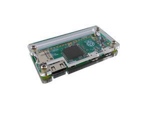 Protective Acrylic Case for Raspberry Pi Zero - Transparent