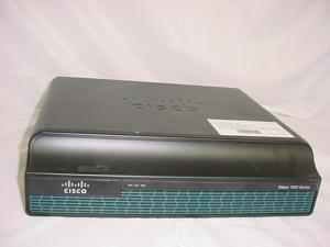 Cisco 1941 CISCO1941/K9 2-Port Gigabit Router 2510784K/110592K 15.2(1)T1 EH1