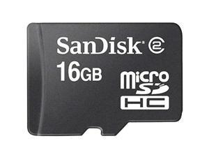 Lot of 13 SanDisk 16GB Micro SD HC Memory Card SDSDQ-016G-A46