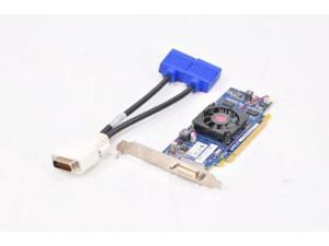 HP 637995-001 ATI Radeon HD 6350 512MB PCIE x16 Video Card with VGA Y cord Full