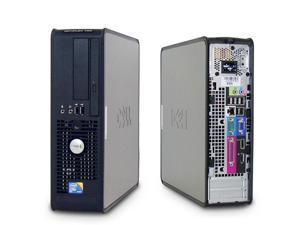 Dell OptiPlex 780 SFF Computer Core2Quad Q9400 2.66GHz 4GB 160GB DVD-RW Win10Pro