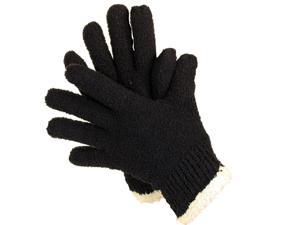 Isotoner Eco Impressions Women's stretch Gloves, One Size Black