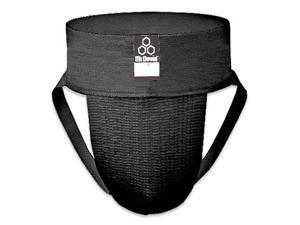 McDavid Classic Logo 3110 CL Athletic Supporter / 2-Pack - Black - XX-Large