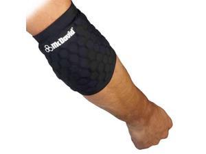 McDavid Classic Logo 6515 CL Hex Knee / Elbow Pads / Pair - Black - Small
