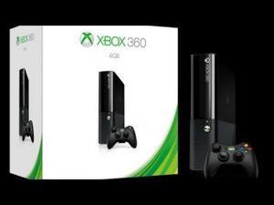 Microsoft - Xbox 360 E 4GB Console