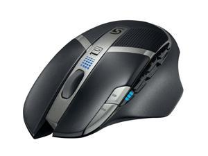Logitech G602 Wireless Gaming Mouse with 250 Hour Battery Life 910-003820