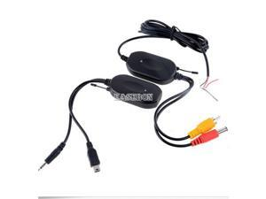 Wireless Transmitter Receiver Module Kit for Car GPS Reverse Rear View Camera EA