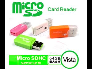 Mini  High speed Micro SD Memory Card Reader Writer USB Adapter FX