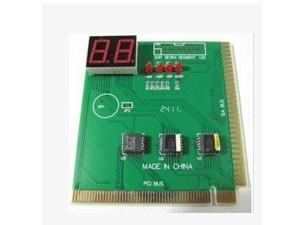 New diagnosis  motherboard  2 digital  card (plate) computer fault   PC Computer PCI 2 Digits Motherboard Post Analyzer Diagnostic Card Tester