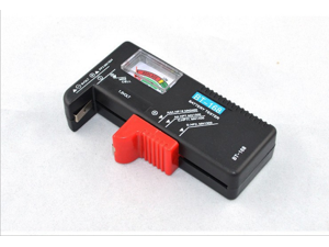 Battery capacity tester TB168 Universal Battery Capacity Tester For 9V 1.5V AA AAA C D PP3 All Button Cell