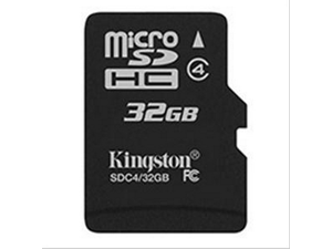 Tablet PC dedicated Kingston 32GB Micro SD SDHC MicroSD TF Class 10 32GB Advanced Memory Card
