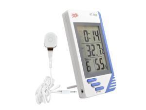 iKKEGOL 30400 Digital Indoor Outdoor C/F Thermometer Hygrometer Humidity Meter Sensor