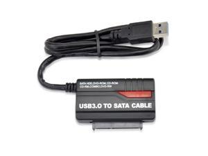 iKKEGOL USB 3.0 to SATA/IDE Adapter Converter Cable for 2.5/3.5 inch SATA or IDE Hard Drive