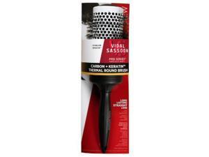 Vidal Sassoon Pro Series Carbon + Keratin Thermal Round Brush