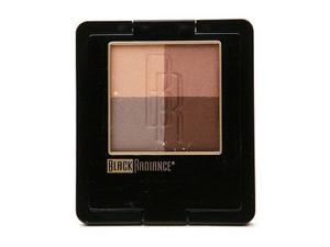 Black Radiance Eyeshadow Quartet, 8806A Perfect Tone