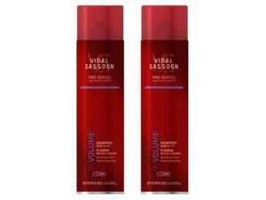 Vidal Sassoon Pro Series Volume Hairspray Boost and Lift 14 oz 2 pks