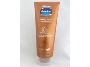 Vaseline Intensive Care Healing Serum Radiance Restore with Pure Cocoa Butter, 6.8 fl oz