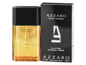 AZZARO by Azzaro EDT SPRAY REFILLABLE 3.4 OZ