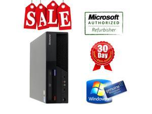Lenovo desktop computer M58p SFF Core2duo 2.93Ghz, 4G DDR3, 250G HDD, DVD, Windows 7 Home 64 bits, Power Cord, 90 days warranty, grade A