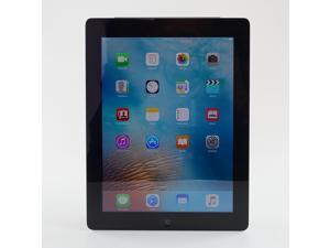 Apple iPad 4th Generation 32GB, Wi-Fi 9.7in - Black, AC adapter and cable included, fair to good Condition- minor signs of usage,  scratches and scuffs, MD517LL/A Unlock (Rogers, Bell, Fido, Telus)