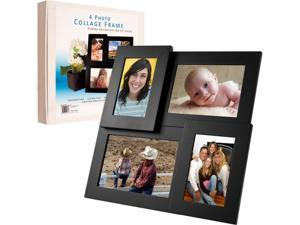 Pandigital® 4 Standard Photo Collage Frame New Hot