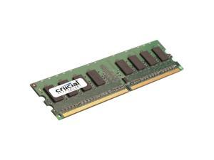Crucial 1GB DDR2 800MHz PC2-6400 240 pin CL6 1.8V Non ECC Desktop Memory RAM 800