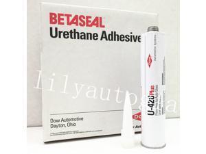 DOW U-428+ Auto Glass Windshield Urethane Primerless Adhesive Glue Sealant