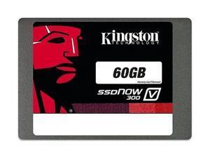 "Kingston SSDNOW 60GB SSD V300 2.5"" SATA 3 III Solid State Drive SV300S37A/60G"