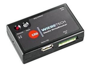 New CRU Wiebetech USB drive write blocker 31300-0183-0000 Motherboard Accessories