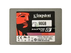 "Kingston SVP200S3/90G SSDNow V+200 2.5"" 90GB SATA III Solid State Drive SSD"