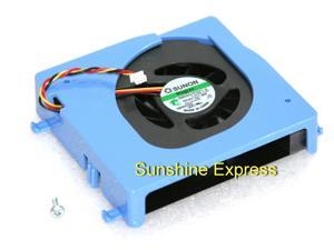 """E-buy World"" New Dell HK120 Hard Drive Cooling Fan GB0507PGV1-A for OptiPlex 755 745 760 USFF"