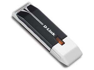 NIB D-Link DWA140 Wireless Network N 300 Rangebooster N USB Adapter WIFI 802.11n