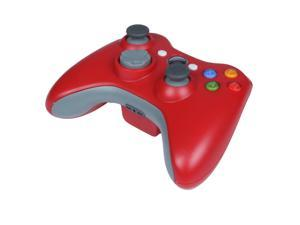 Red New Gamepad Wireless Remote Controller for Microsoft Xbox 360 Console