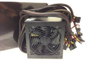 Quiet 850 Watt for Intel AMD PC ATX Replacement Power Supply SLI PCI-E SATA 12CM Fan 850W