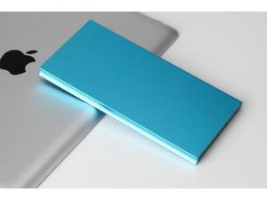 Blue Ultrathin 20000mAh Portable External Battery Charger Power Bank for Cell Phone