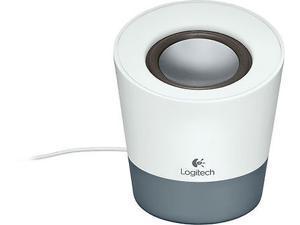 Logitech - Z50 Multimedia Speaker - Gray