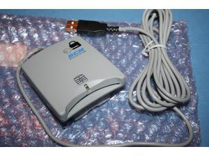 SCM SCR301 Smart Card Reader DOD Common Access CAC Military