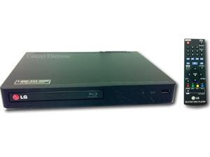 LG BP340 Blu-Ray Disc Player DVD Player Built-in WiFi internet Apps With Remote