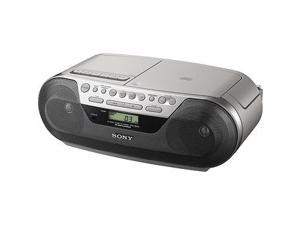 Sony CFDS05 CD Radio Cassette Recorder Boombox Speaker System