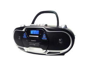 Supersonic SC-744 Portable MP3 / CD Player with Cassette