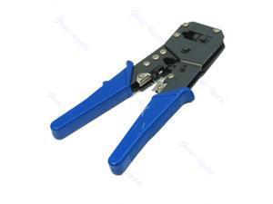 """E-buy World"" Network Wire Cable Crimper Crimp PC Tool RJ45 RJ12 RJ11"