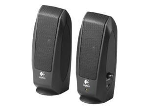 Logitech S120 Computer 2.0 Stereo Speakers # 980-000012