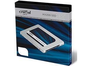 "Crucial MX200 CT250MX200SSD1 250GB 2.5"" SATA III MLC Solid State Drive (SSD)"