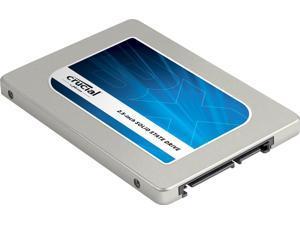 """E-buy World"" NEW Crucial BX100 500GB 2.5-inch SATA3 Internal SSD CT500BX100SSD1"