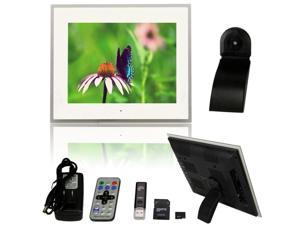 """E-buy World"" New 15"" LCD HD High Resolution Digital Picture Photo Frame free 2G TF Memory Card"