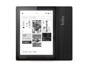 Kobo Aura eReader Wi-Fi 6in 4GB Black Touchscreen